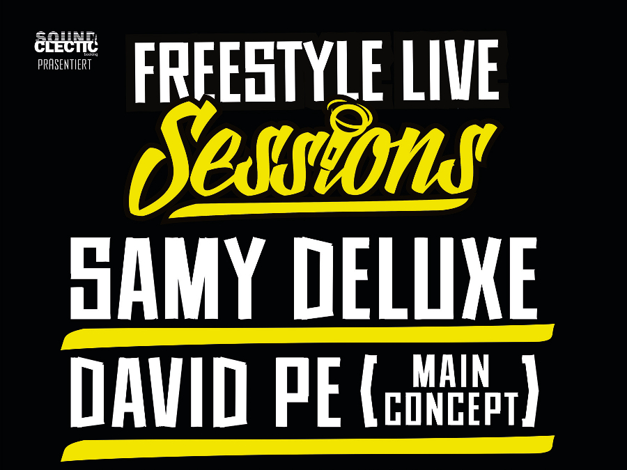 FREESTYLE LIVE SESSIONS