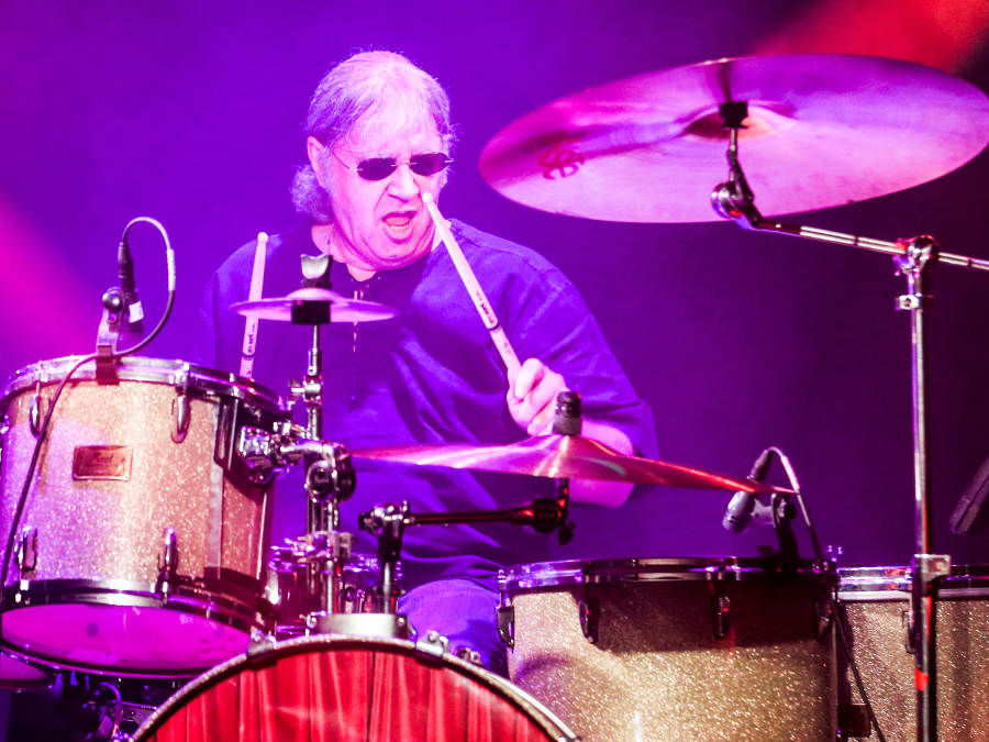 IAN PAICE (DEEP PURPLE) FEAT. PURPENDICULAR