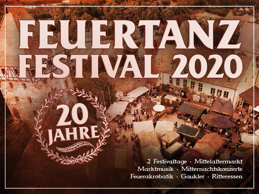 Mittelaltermarkt feuchtwangen 2020