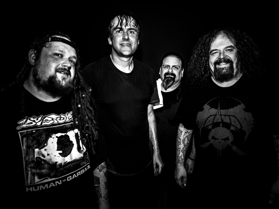 NAPALM DEATH   SUPPORTS